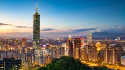 Find cheap flights to Taipei City