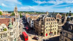 Oxford hotels near Oxford Playhouse