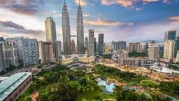 Find cheap flights from Abu Dhabi to Kuala Lumpur Airport