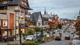 Gramado hotels near Palace of Festivals