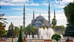 Find cheap flights to Istanbul Ataturk Airport
