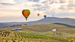 Hotels near Canberra airport