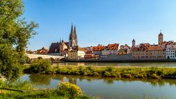 Regensburg hotels near Thurn und Taxis Castle