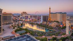 Las Vegas hotels near Flamingo Garden