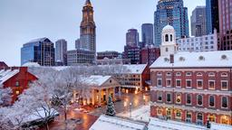 Boston hotels near Boston Opera House