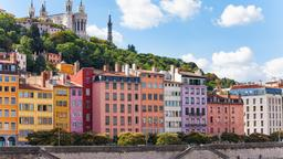 Lyon hotels near Tour Part-Dieu