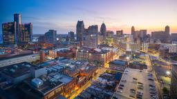 Find cheap flights to Detroit