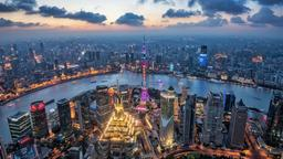 Find cheap flights to Shanghai Pu Dong