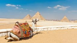 Find cheap flights from Al Ain to Cairo