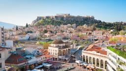 Athens hotels near Museum of Pavlos and Alexandra Kanellopoulou