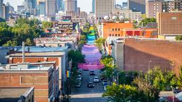 Find cheap flights to Montreal Pierre Elliott Trudeau Intl