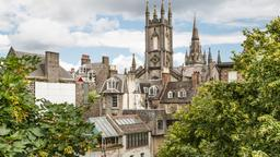Find cheap flights to Aberdeen