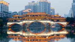 Chengdu hotels near Tianfu Square