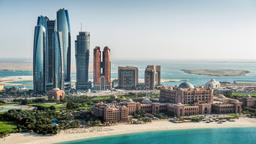 Find cheap flights from Dubai to Abu Dhabi