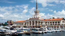 Hotels near Adler/Sochi airport