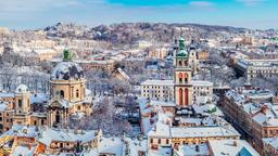 Lviv hotels near Latin Cathedral