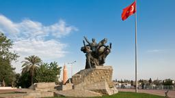 Antalya hotels near Republic Square