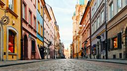 Find cheap flights to Warsaw