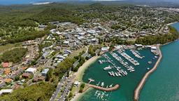 Port Stephens hotels