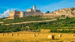 Assisi hotels near Santa Maria delle Rose