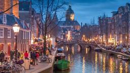Find cheap flights from Dubai to Amsterdam