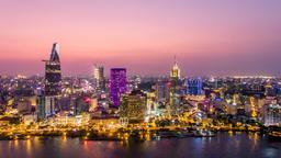 Find cheap flights to Ho Chi Minh City