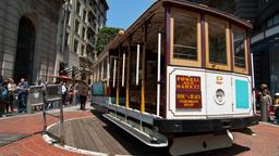 San Francisco hotels near Powell and Market Cable Car Turnaround